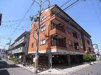 グリーンキャッスル稲田[402号室]の外観