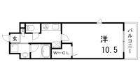 シュロスフォンアイン[6階]の間取り