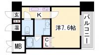アドバンス神戸アルティス[11階]の間取り