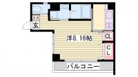 メゾン・ドゥ・エトワール[305号室]の間取り