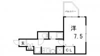 ウィンテージ神戸元町[12階]の間取り