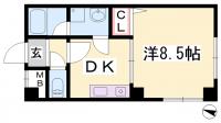 ダイコーパレス[2階]の間取り