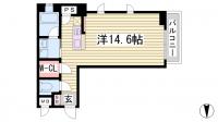 KAISEI神戸北野町[2階]の間取り