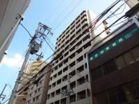 兵庫県神戸市中央区中町通3丁目の賃貸マンションの外観