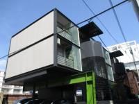 兵庫県神戸市中央区下山手通8丁目の賃貸マンションの外観