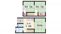 ファミーユヤノ[1-105号室]の間取り