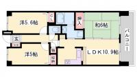 グランプレステージ西神戸伊川谷[211号室]の間取り