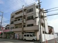 富士マンション[402号室]の外観