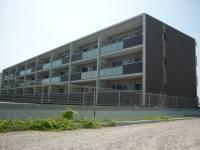 サンヴィラ24[2階]の外観