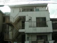 YKハイツ西明石南町[103号室]の外観