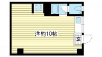 エスペランス・ドゥ・花隈[103号室]の間取り