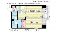 インベスト神戸エアフロント[5階]の間取り