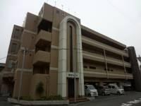 兵庫県姫路市城東町竹之門の賃貸マンションの外観