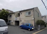 兵庫県姫路市五軒邸4丁目の賃貸アパートの外観