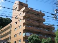 岡町中村コーポ[4階]の外観