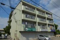 兵庫県高砂市曽根町の賃貸マンションの外観