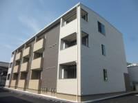 兵庫県姫路市北平野1丁目の賃貸アパートの外観