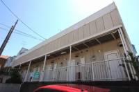 埼玉県さいたま市緑区松木2丁目の賃貸アパートの外観