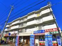 埼玉県さいたま市見沼区大字南中野の賃貸マンションの外観