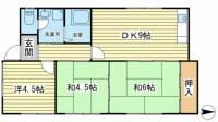 [一戸建] 兵庫県赤穂市大町 の賃貸【兵庫県 / 赤穂市】の間取り