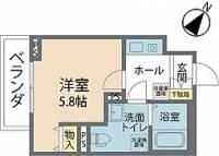 仮)文京4丁目ベレオ[305号室]の間取り