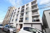 北海道札幌市北区北三十八条西8丁目の賃貸マンションの外観
