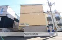 北海道札幌市東区北四十条東10丁目の賃貸アパートの外観