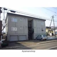 土橋アパート[1階右号室]の外観