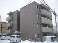 北海道札幌市中央区南十条西6丁目の賃貸マンションの外観