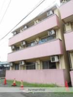 ウェルコート小松島[201号室]の外観