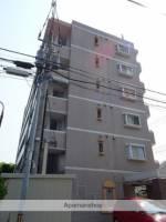 宮城県仙台市若林区成田町の賃貸マンションの外観