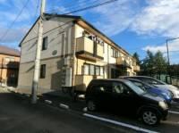 宮城県仙台市太白区根岸町の賃貸アパートの外観