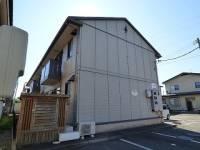 セジュール菖蒲[2階]の外観