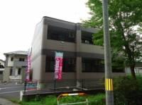 秋田県秋田市広面字近藤堰添の賃貸アパートの外観
