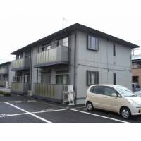 ソレジオタウン西川田C[1階]の外観