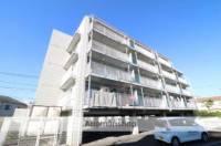 島田第6マンション[4階]の外観