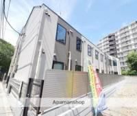 東京都北区浮間2丁目の賃貸アパートの外観