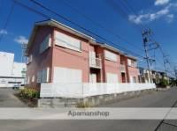 神奈川県平塚市広川の賃貸アパートの外観