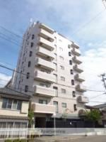 新潟県新潟市中央区礎町通1ノ町の賃貸マンションの外観