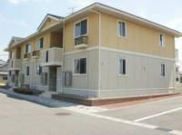 新潟県新潟市秋葉区美善2丁目の賃貸アパートの外観