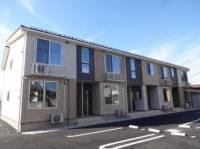 長野県塩尻市大字大小屋の賃貸アパートの外観