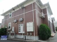 岐阜県瑞穂市古橋の賃貸アパートの外観