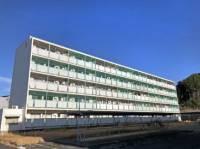 ビレッジハウス菊川1号棟[0401号室]の外観