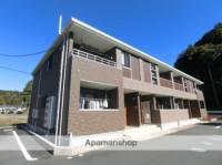 静岡県菊川市下平川の賃貸アパートの外観
