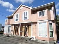 静岡県浜松市北区新都田3丁目の賃貸アパートの外観
