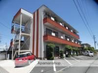 静岡県浜松市中区住吉5丁目の賃貸マンションの外観