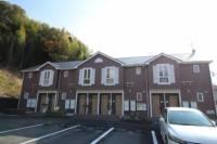 静岡県掛川市水垂の賃貸アパートの外観