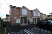 静岡県菊川市本所の賃貸アパートの外観