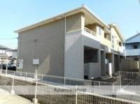 愛知県一宮市大和町妙興寺字於保越の賃貸アパートの外観