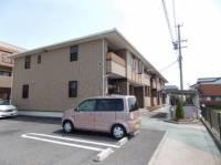愛知県一宮市古見町の賃貸アパートの外観